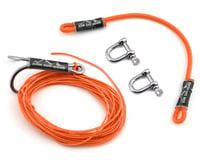 DSM Off-Road Duraline V2 Winch Line Kit (250lb) (Neon Orange)