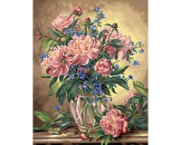 Dimensions 91382 Peony Floral PBN