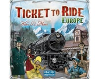 Days of Wonder Ticket to Ride - Europe Board Game