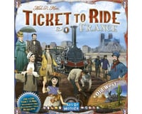 Days of Wonder 7228 France Ticket to Ride Board Games