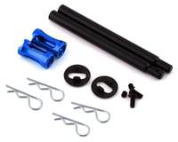 DragRace Concepts Clip Style Body Mount Set (Blue) (2)