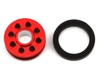 DragRace Concepts Aluminum Wheelie Bar Wheel (Red)