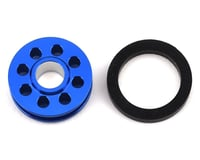 DragRace Concepts Aluminum Wheelie Bar Wheel (Blue)