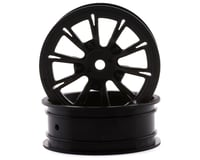 "DragRace Concepts AXIS 2.2"" Drag Racing Front Wheels w/12mm Hex (Black) (2)"