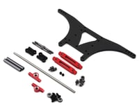 DragRace Concepts Slash Drag Pak ARB Anti Roll Bar Kit (Red) (Custom Works Arm)