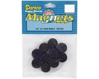 Darice 1037 Round Ceramic 5/8th Inch 10/pkg