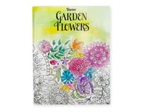 Darice Adult Coloring Book Garden Flowers