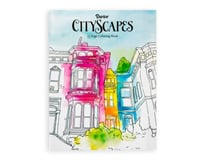Darice Adult Coloring Book - Cityscapes