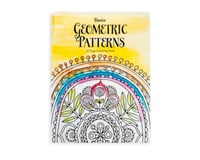 Darice 30004091 Geometric Pattern Theme Coloring Books for Adults