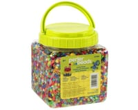 Darice Perler Fused Beads 11,000 Count, Multi-Color