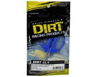 Image 2 for Dirt Racing Dirt Cut Precision Straight Scissors (Blue)
