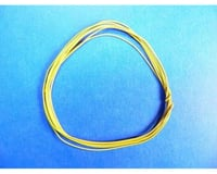 Detail Master 1/24-1/25 2ft. Race Car Ignition Wire Yellow