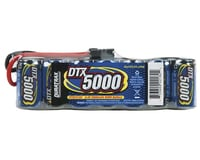 DuraTrax 7-Cell Flat NiMH Battery w/Traxxas Connector (8.4V/5000mAh)