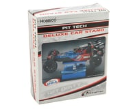 Image 2 for DuraTrax Pit Tech Deluxe Car Stand (Blue)