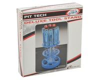 Image 2 for DuraTrax Pit Tech Deluxe Tool Stand (Black)