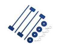 DuraTrax Plastic Tire Stick (Blue) (4)