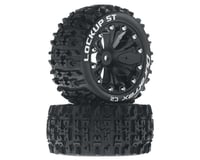 "DuraTrax Lockup ST 2.8"" 2WD Rear Mounted Truck Tires (Black) (2) 