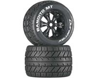 "Bandito MT 3.8"" Mounted Tires, Black (2)"