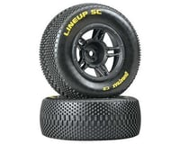 1/10 Lineup SC Tire C2 Mounted Front: Slash (2) | relatedproducts