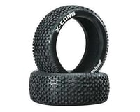 DuraTrax X-Cons 1/8 Buggy Tire (2) (Soft - C2)