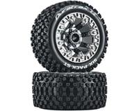 DuraTrax Six Pack ST 2.2 Tires, Chrome (2)