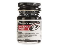 DuraTrax Polycarb Basic Black Paint (0.5oz)