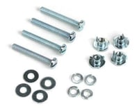 "DuBro Mounting Bolts & Nuts (4-40x1-1/4"") 