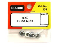 Image 2 for DuBro Blind Nuts (4-40)