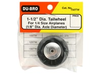 "Image 2 for DuBro 1-1/2"" Tailwheel"