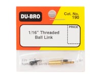 "DuBro 1/16"" Threaded Ball Links"