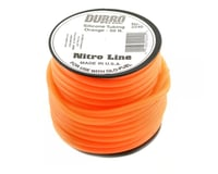 "DuBro ""Nitro Line"" Silicone Fuel Tubing (Orange) (50') 