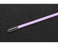 DuBro Antenna Tube w/Cap (Purple) (1)