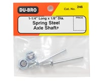 """Image 2 for DuBro 1/8 x 1-1/4"""" Axle Shafts (2)"""
