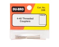 DuBro 4-40 Threaded Coupler (2)