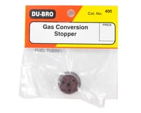 Image 2 for DuBro Gas Conversion Stopper (Brown)