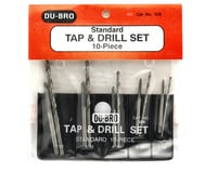 Image 2 for DuBro Complete Tap & Drill Set (Standard)