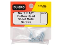 """Image 2 for DuBro #2 x 1/2"""" Button Head Screws (8)"""