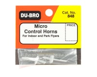Image 2 for DuBro Micro Control Horns (2)