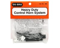 Image 2 for DuBro Heavy Duty Control Horn System (2)