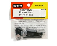 Image 2 for DuBro Heavy Duty Control Horn (.40-.91)