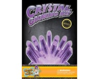 Discover With Dr. Cool Crystal Growing Kit – Grow Stunning Purple Crystals (Includes Real Amethyst)!