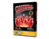 Discover With Dr. Cool Crystal Growing Kit Grow Stunning Red Crystals (Includes Real Aragonite)!
