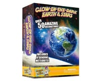 Discover with Dr. Cool Glow in the Dark Earth and Stars Wall and Ceiling Decals