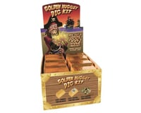 Discover With Dr. Cool Gold Bar Mini Dig Kit - Real Pyrite!