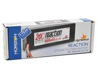 Dynamite Reaction 2S 20C Hard Case LiPo Battery w/EC3 Connector (7.4V/4000mAh)