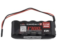 Dynamite 5C Flat NiMH Receiver Battery Pack (6.0V/1700mAh)