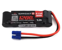 Dynamite Speedpack2 6-Cell 7.2V NiMH Battery Pack w/EC3 Connector (1200mAh) (Losi Mini Desert Truck 4wd)
