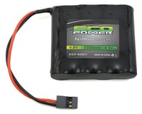 EcoPower 4-Cell NiMH AA SBS-Flat Receiver Battery w/Rx Connector (4.8V/2000mAh) | relatedproducts