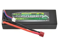 "EcoPower ""Trail"" 2S 45C Hard Case LiPo Battery (7.4V/5000mAh) (Axial SCX10)"
