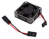 EcoPower 35x35x10mm Aluminum High Speed HV Cooling Fan (Silver/Black)